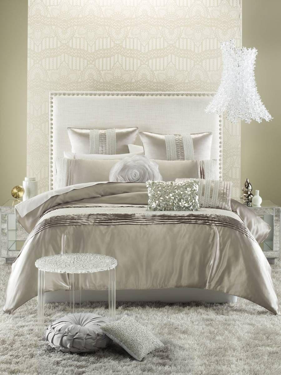 Linen House Empress Quilt Cover Set. glamorous
