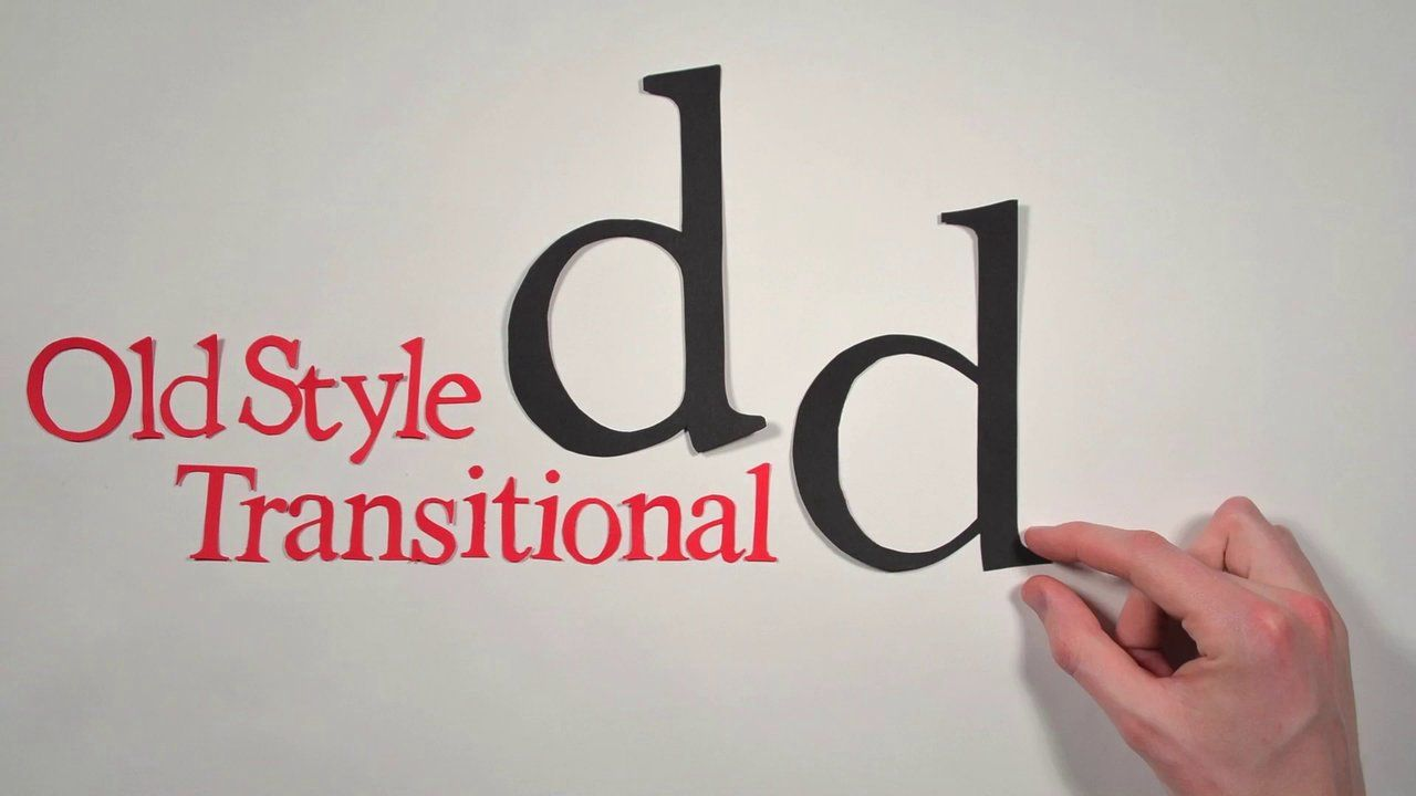 The History of Typography - Animated Short on Vimeo