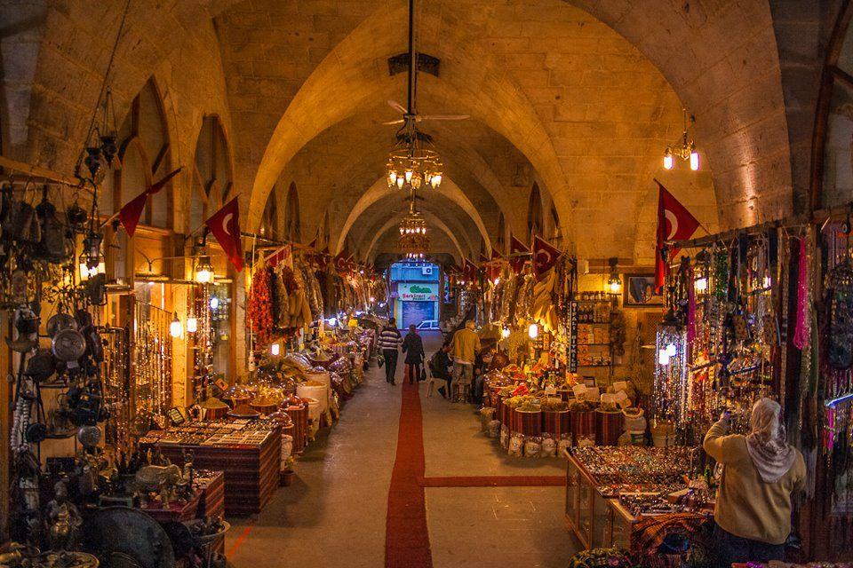 Zincirli Bedesten, Eski Et Hali, Gaziantep