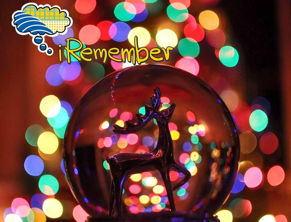 iRemember... to #Party! Ζήστε μαζί με την παρέα του www.iRemember.gr, την εορταστική μαγεία! Απαντήστε στις πιο γιορτινές ερωτήσεις ή γράψτε τις δικές σας, ανεβάστε φωτογραφίες και βίντεο από τα απίθανα πάρτυ και συγκεντρώσεις των ημερών και φτιάξτε διάθεση για το πρωτοχρονιάτικο ρεβεγιόν!  #iRemember... the party is ON!