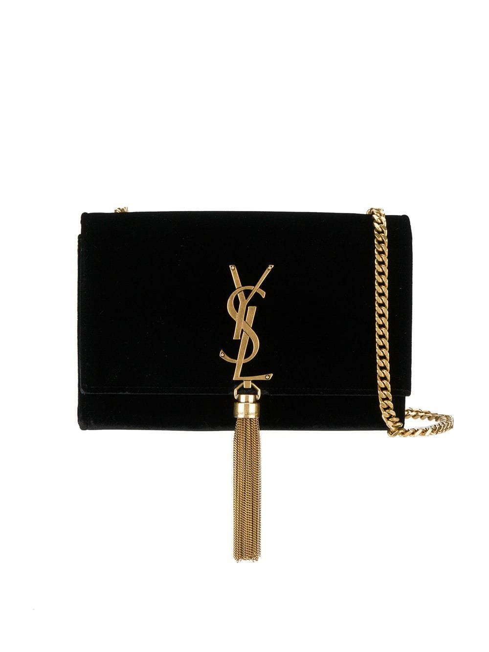 Saint Laurent - Classic Monogram Kate Medium Bag - Blush