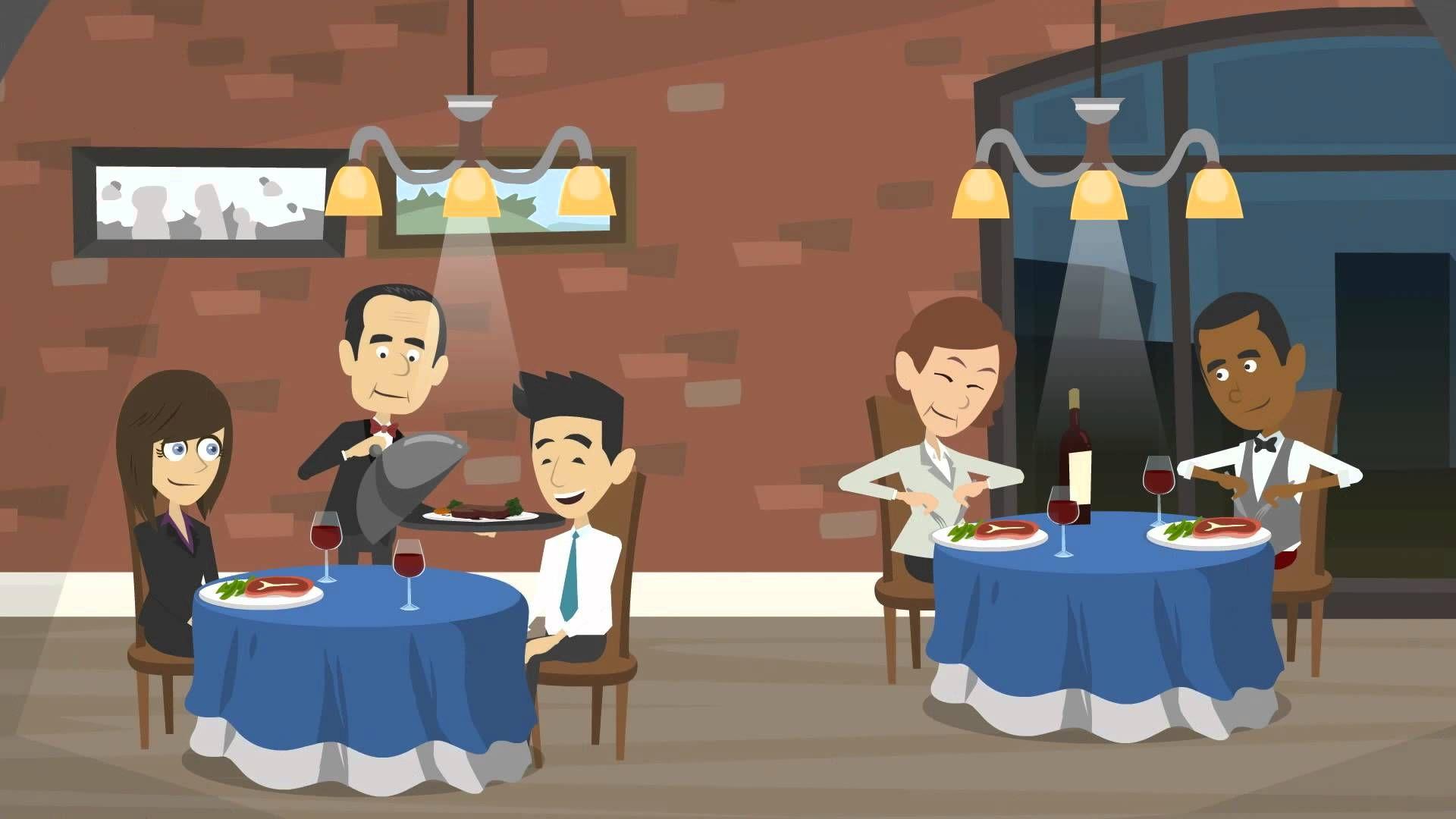 Restaurant Business Explainer Video   Explainer videos ...