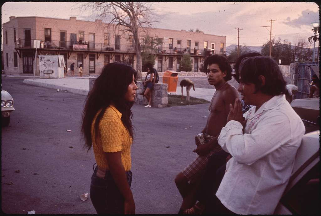 Everyday Life In 1970s Texas Captured By Photos In The National Archives El Paso Photographer Texas Photo