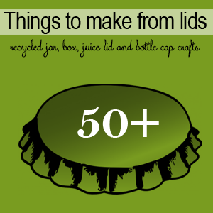 50 Recycled Lid Crafts To Make Diy Savedbyloves Bottle Cap Crafts Crafts To Make Bottle Cap Projects