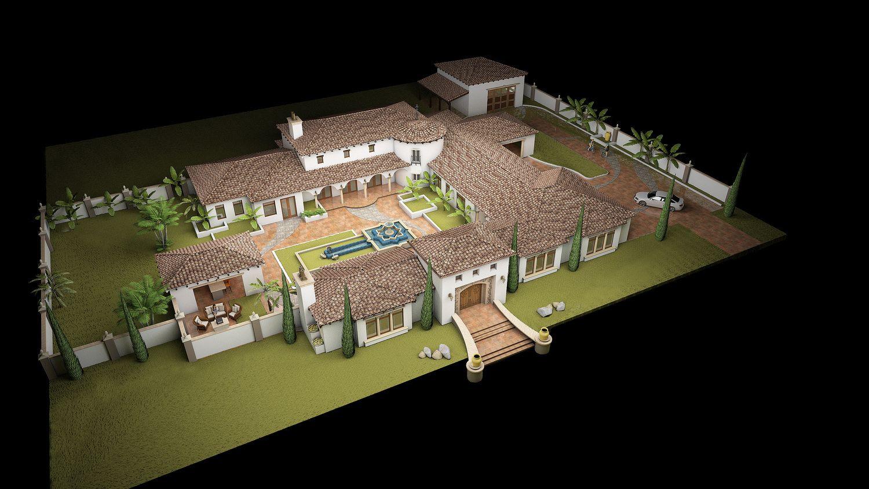 Hacienda Style Cardenas Jpg Hacienda Style Homes Spanish Style Homes Hacienda Style