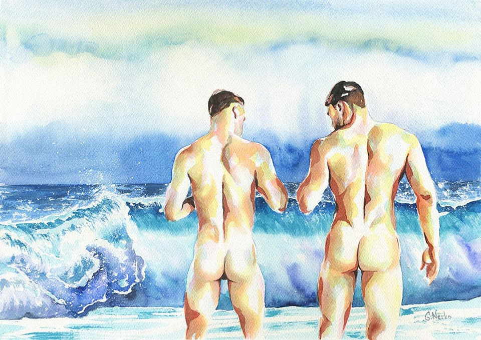 Cruising Between The Art World And The Gay World In Before Pictures