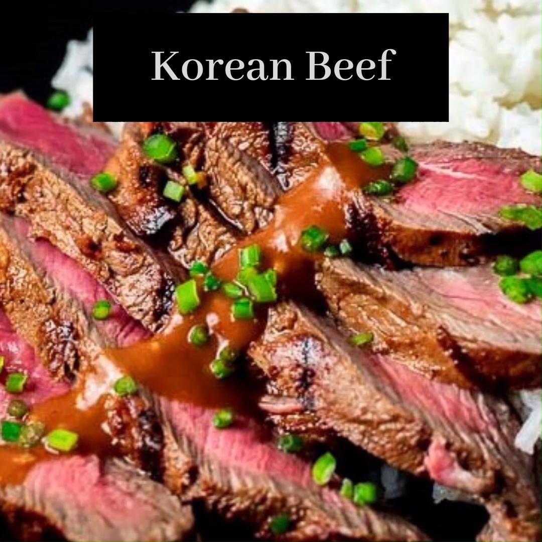 Gochujang Marinated Korean Beef Recipe images