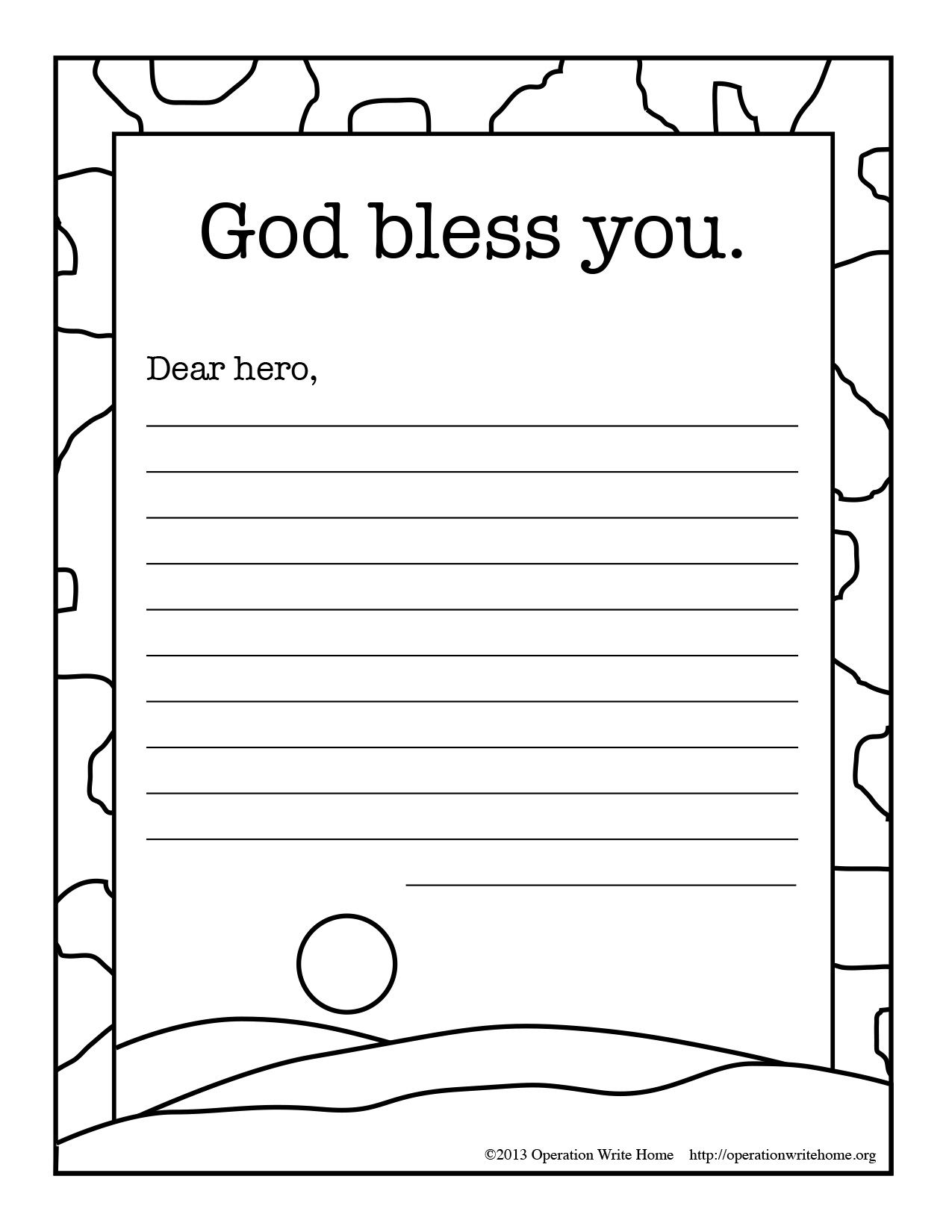 Coloring Pages Letters For Kids