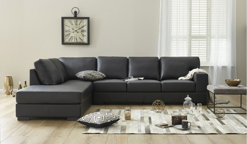 TURIN CORNER CHAISE : corner chaise lounge - Sectionals, Sofas & Couches