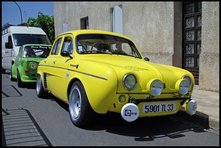 renault dauphine gordini classic cars pinterest cars. Black Bedroom Furniture Sets. Home Design Ideas