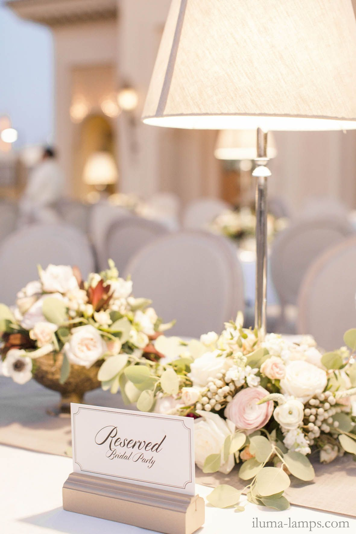 Elegant cordless table lamps at a wedding in dubai elegant elegant cordless table lamps at a wedding in dubai elegant cordless lighting for events geotapseo Gallery