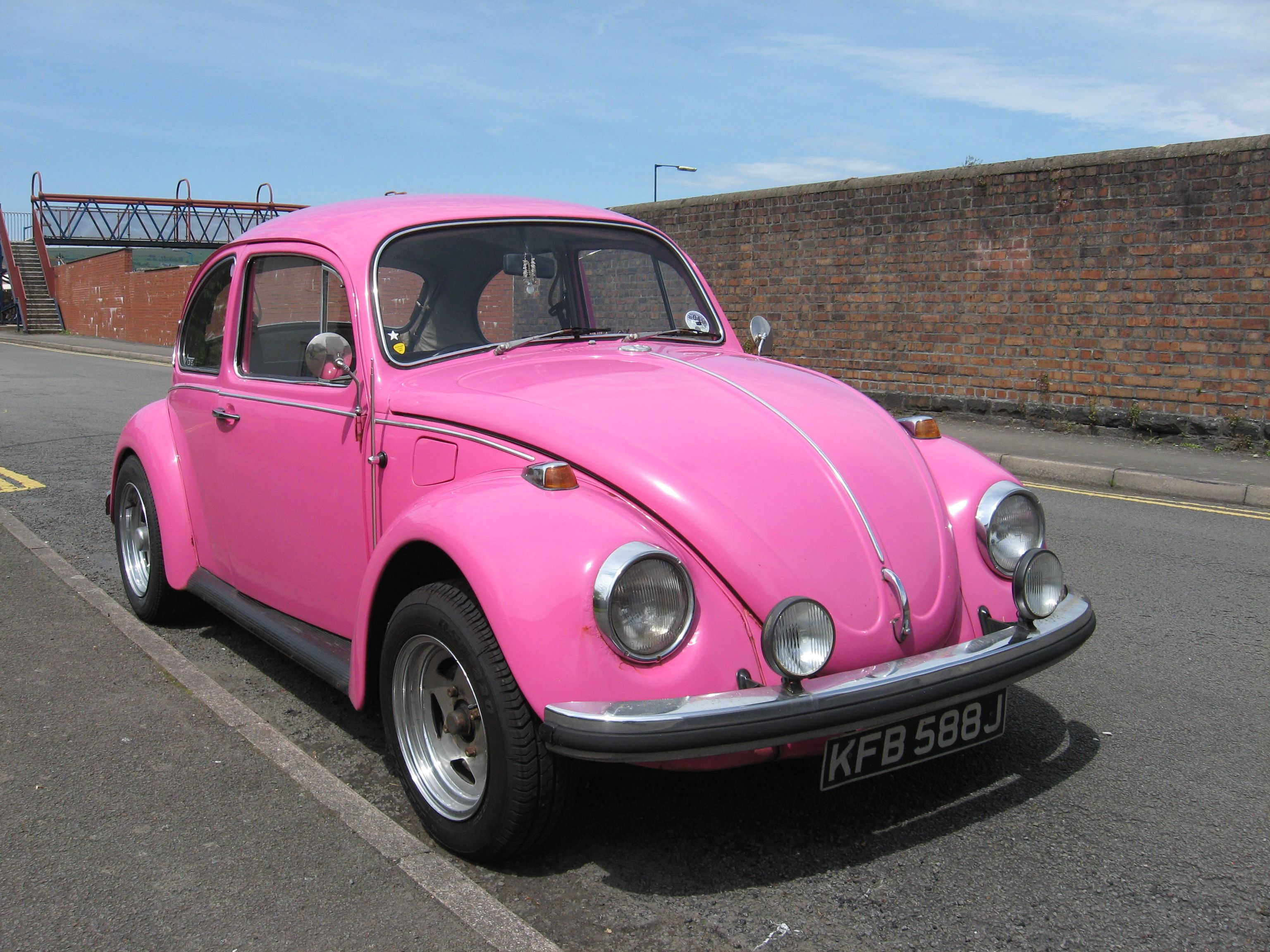 review drive pinkbeetle beetle coupe volkswagen test expert pink