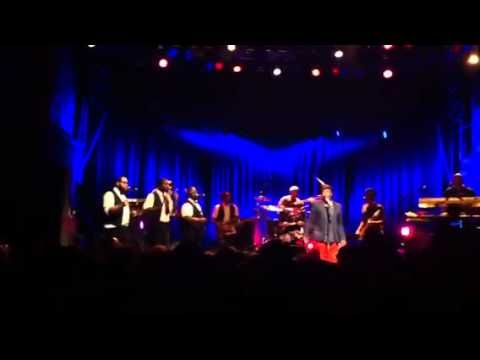 Anthony Hamilton - 'Best of Me' live in Zurich - YouTube