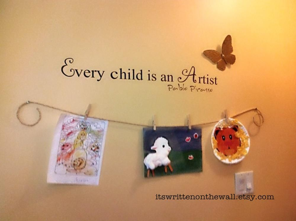 For the Kids Art and School work-Art Cable System from Pottery Barn ...