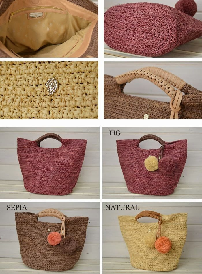 Patrón de ganchillo para tapiz bolso-embrague. Crochet una bolsa con dos propósitos. En o …