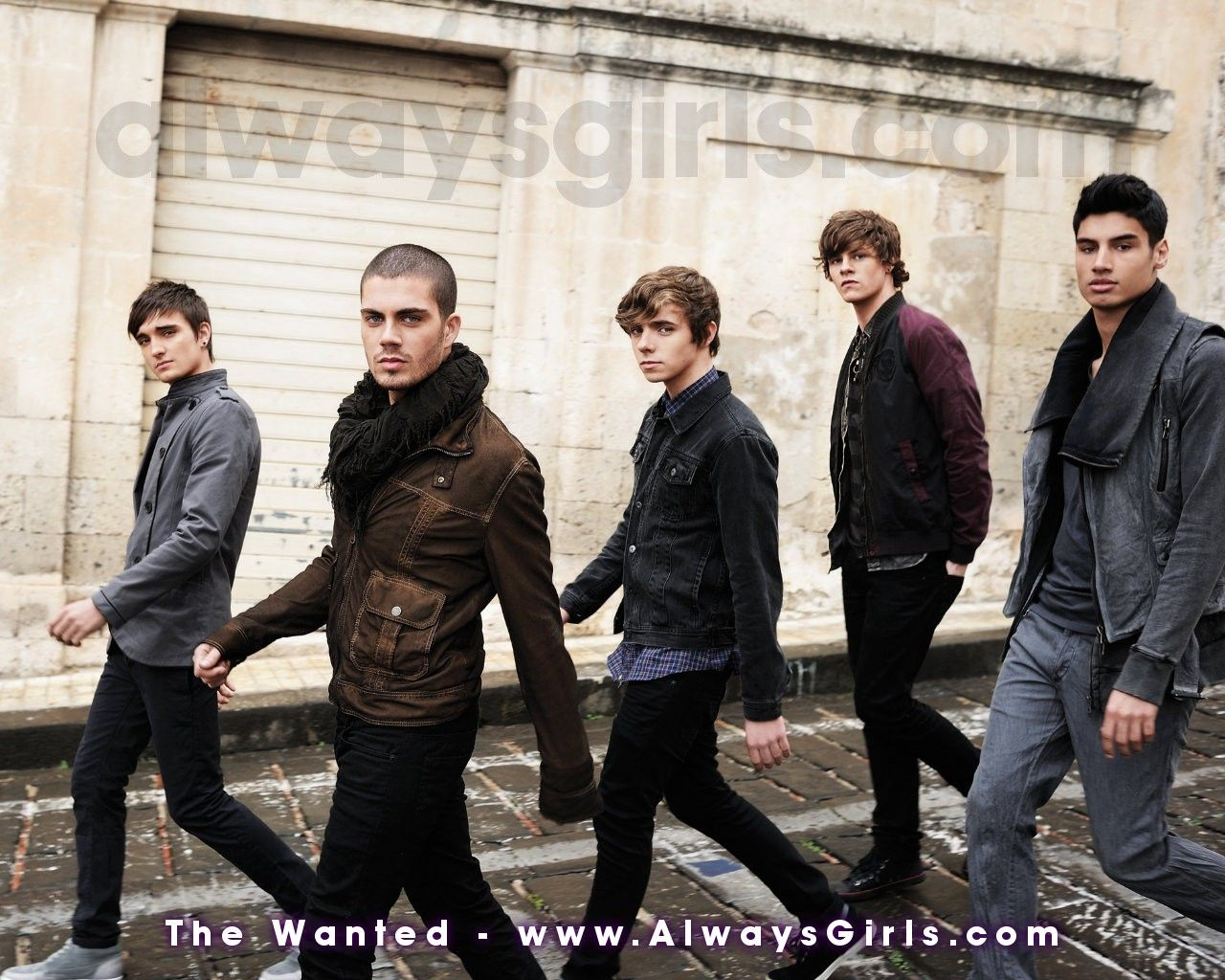 The Wanted Wallpaper Couple Photos Photo