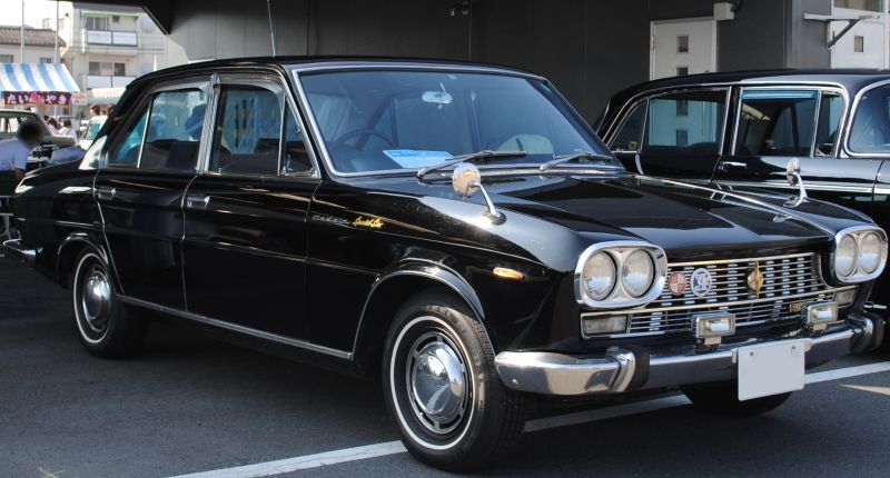 Nissan Cedric 130 Special Six (late 60s/early 70s)