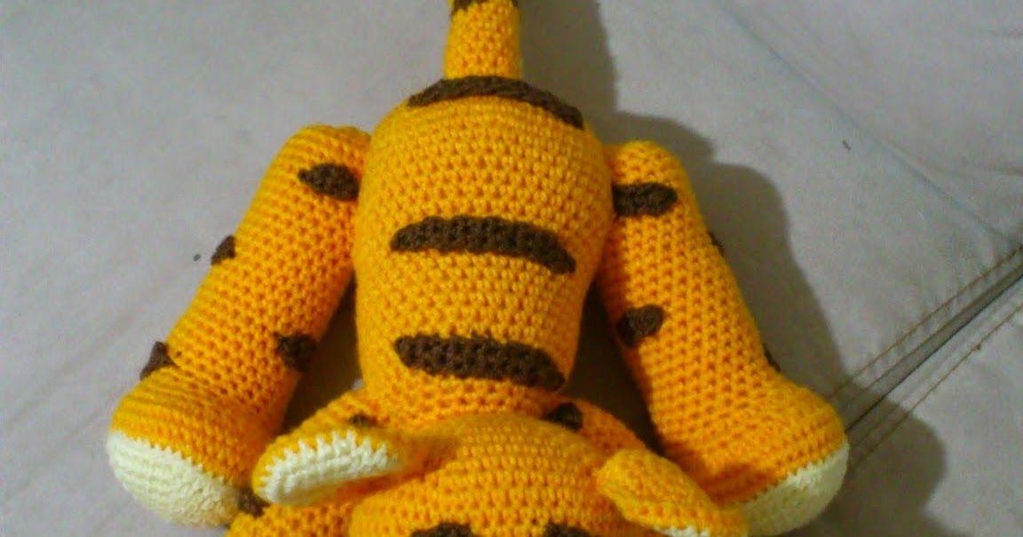 Free Tigger Amigurumi Pattern : Crocheted bee hello kitty free amigurumi crochet pattern