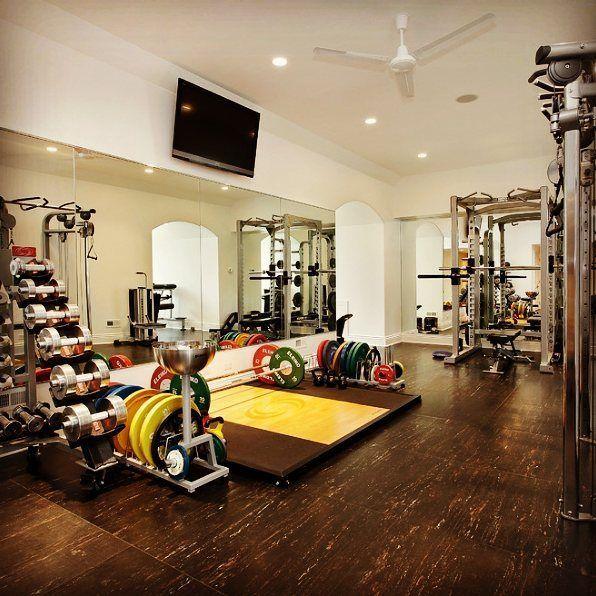 Home Gym Design Ideas Basement: 10 Best Home Gym Ideas To Bring You A Healthy Life