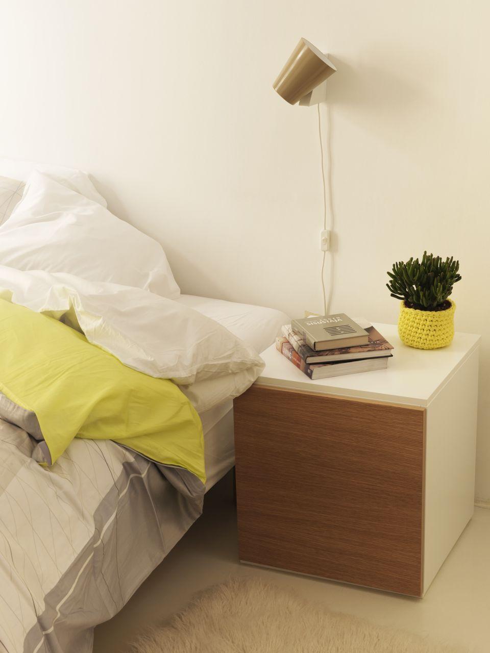 Lundia Fuuga, Lundia Lofty and Lundia lamp for bedroom