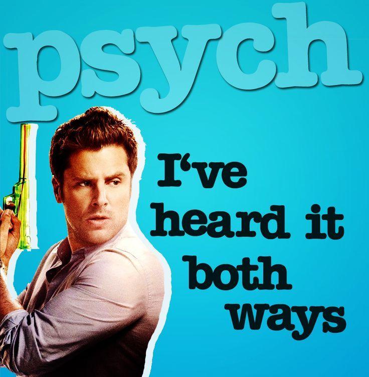 Netflix Psych