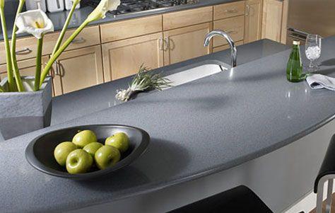 Wir präsentieren Ihnen #Quatzstein der ideal für Küche und Bad - quarzstein badezimmer