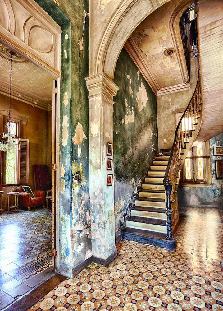 House of Fefa, L'Avana. - (Werner Pawlok)