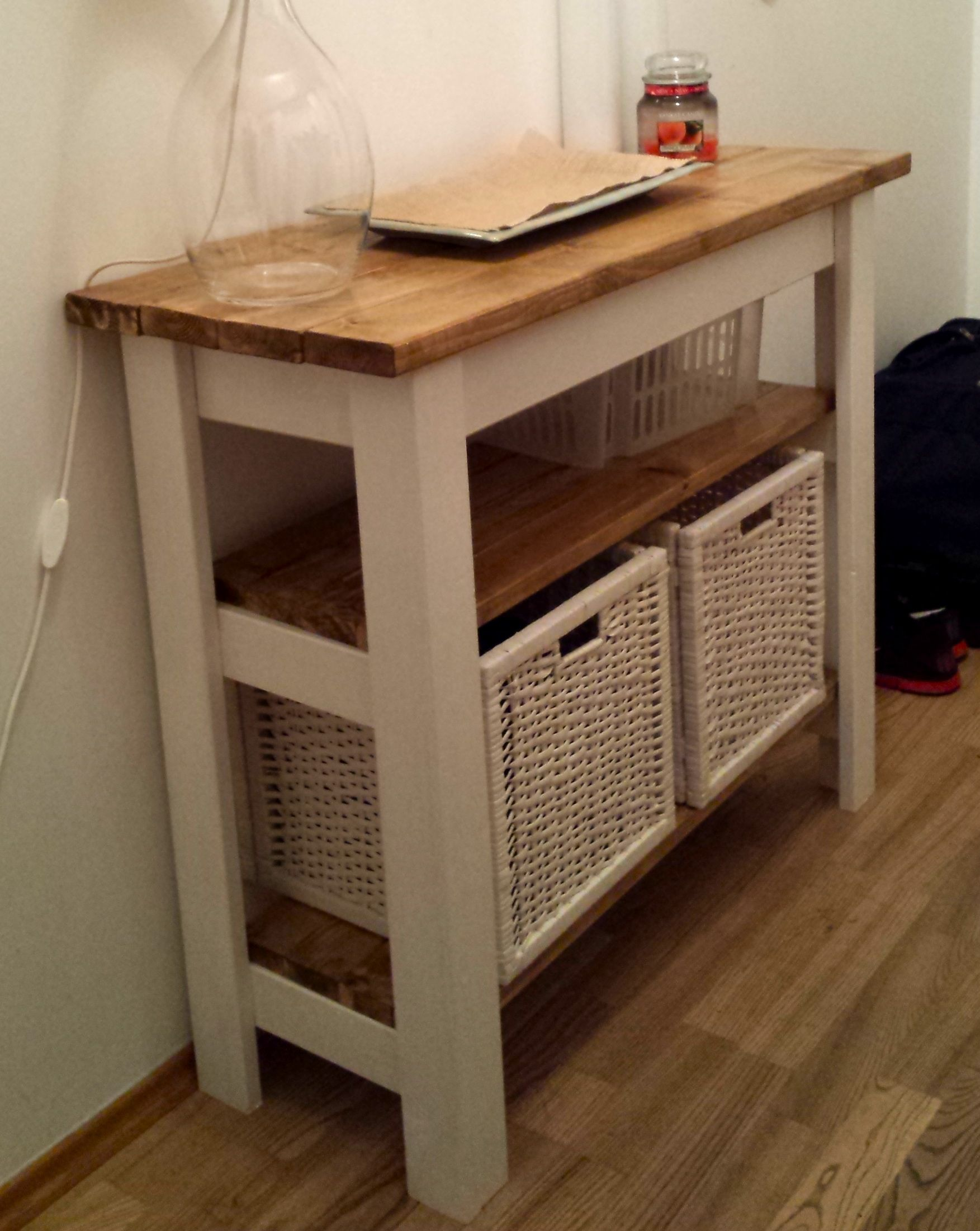 Better Than Ikea Side Table Do It Yourself Home Projects