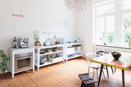 pin von magda vauwe auf k che pinterest k chenm bel kompakte k che und k che dekoration. Black Bedroom Furniture Sets. Home Design Ideas
