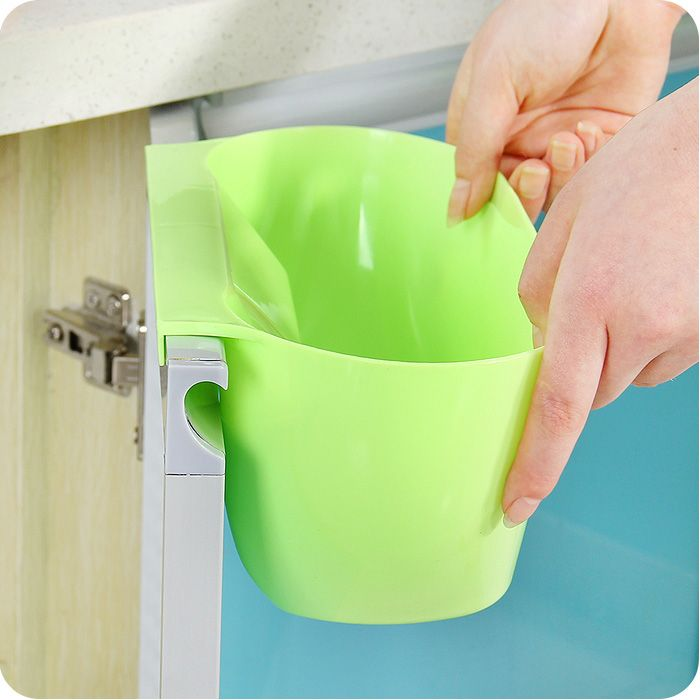 Just US$7.45, Buy Kitchen Trash Can Waste Container Online