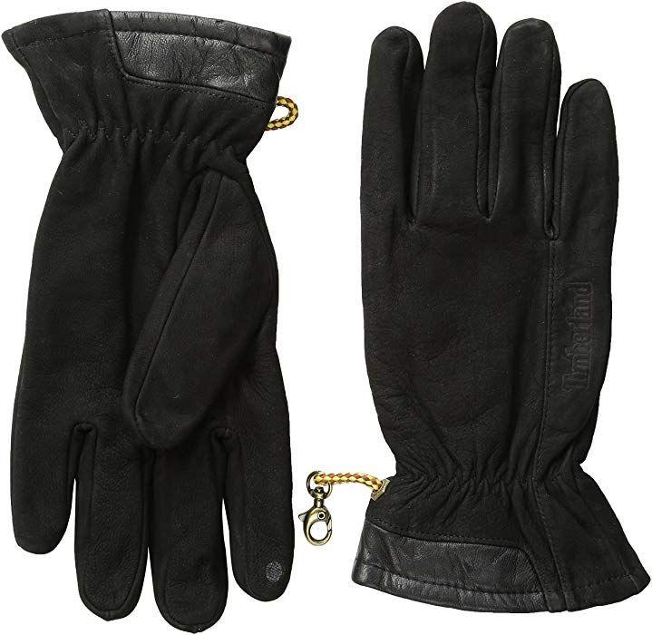 size 40 shop buy sale Timberland Men's Nubuck Boot Glove, Black, Large: Amazon.co ...