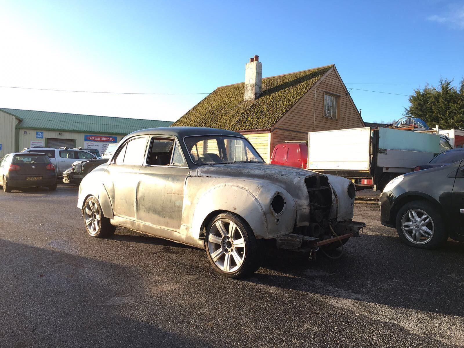 eBay: MG magnette hot rod drift rat rod BMW e34 manual v8 custom ...