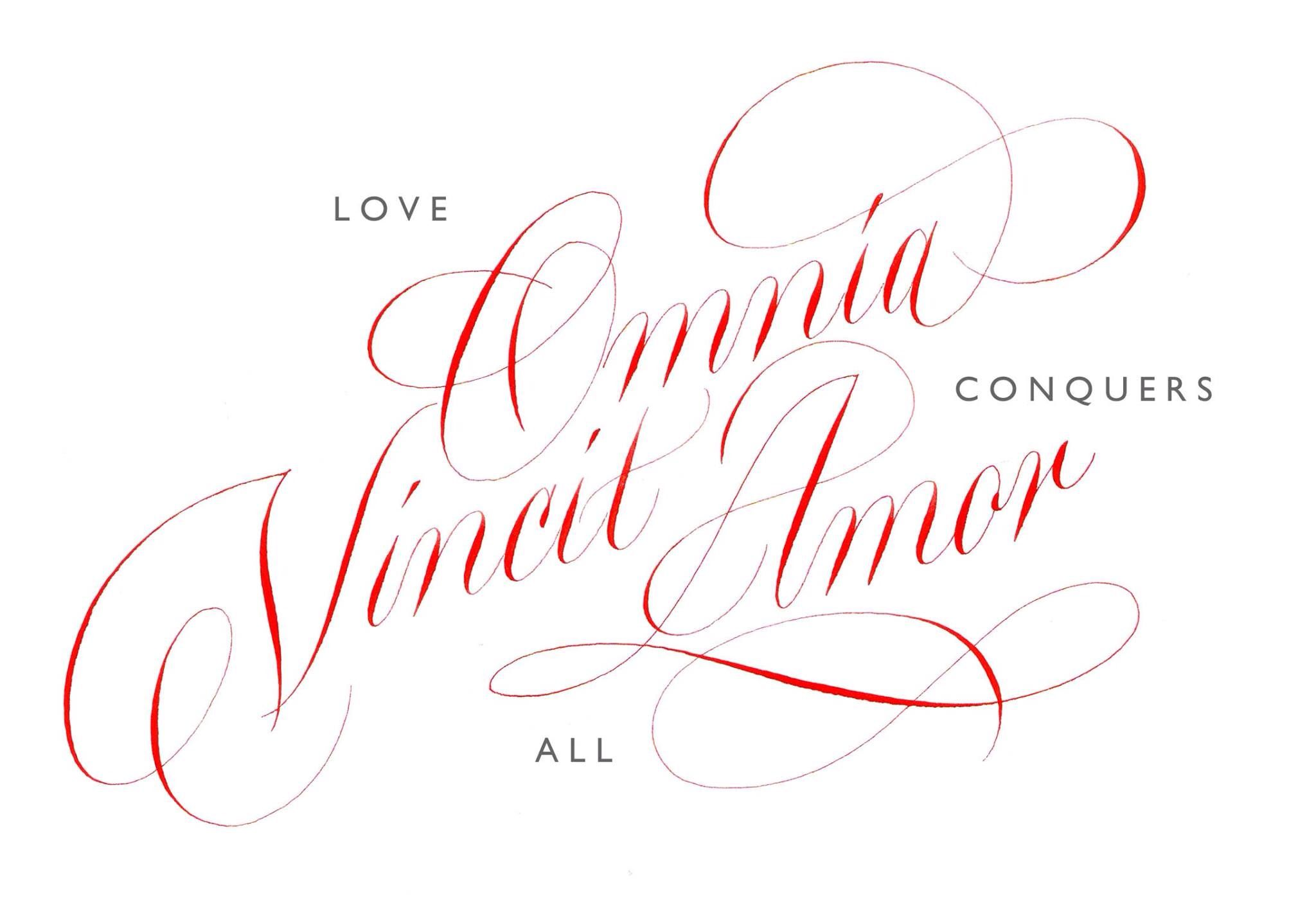 Rachel Yallop Calligraphy Lettering Caligraf A Creativa Pintere