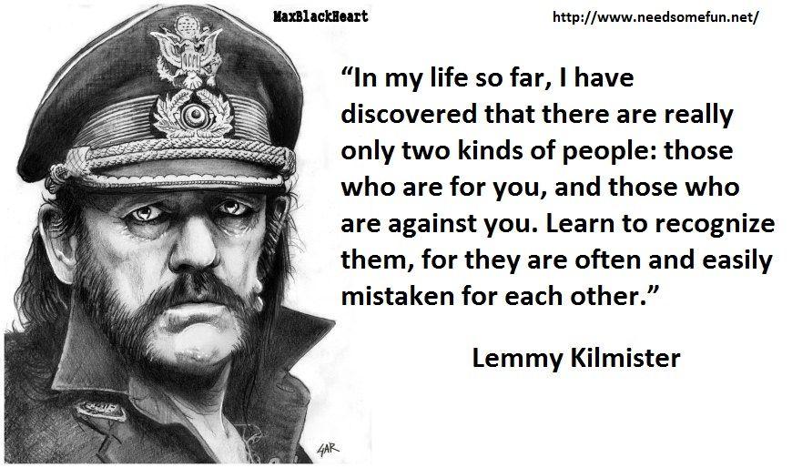 lemmy motorhead quotes