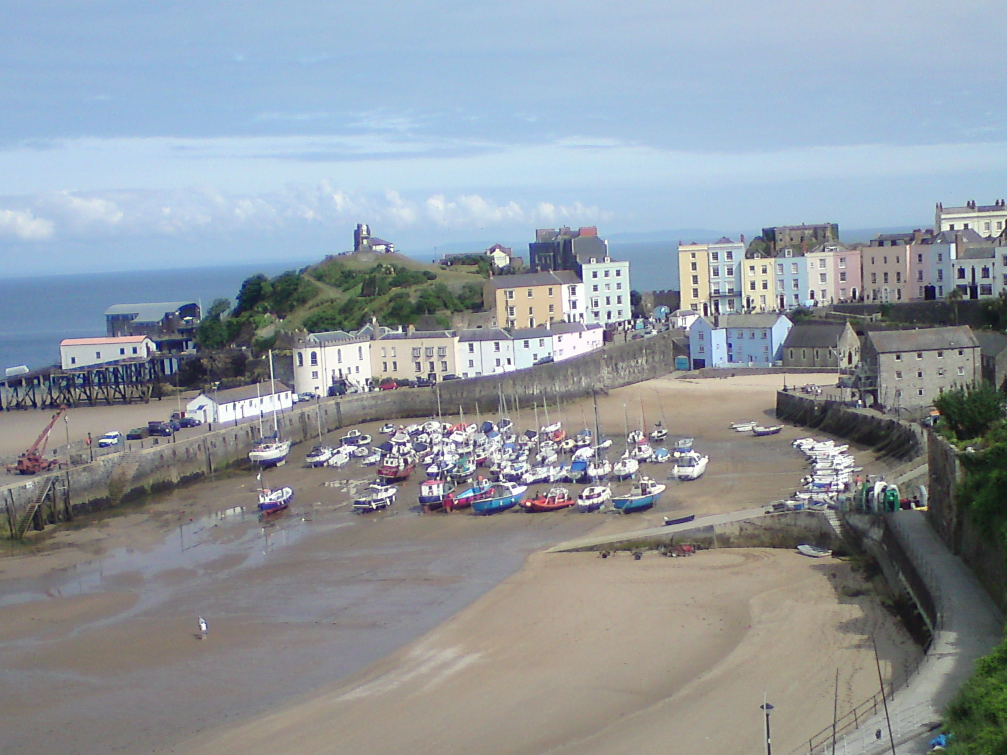 Tenby Pembrokeshire. ' . In 2019 South