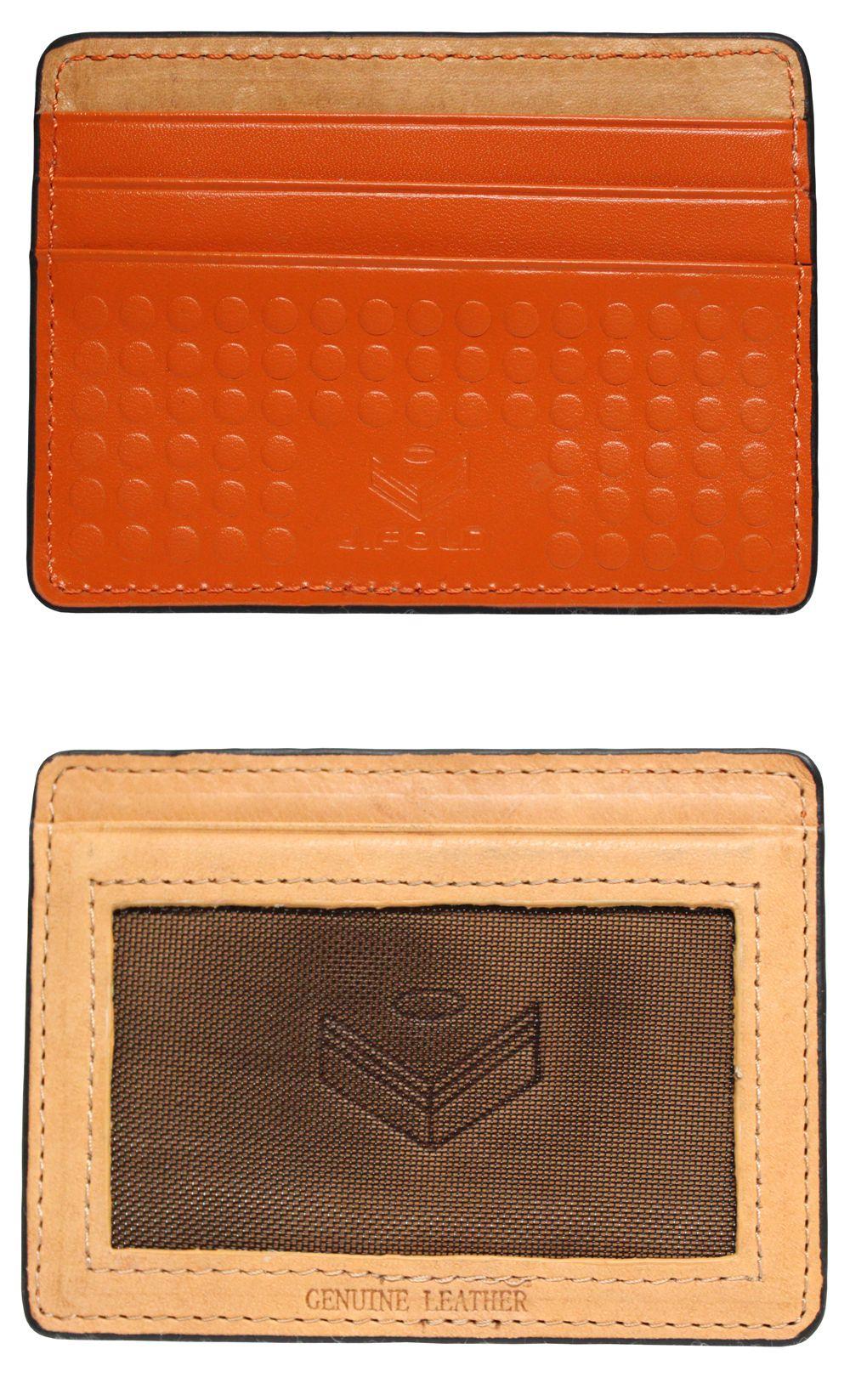 J Fold wallet for men