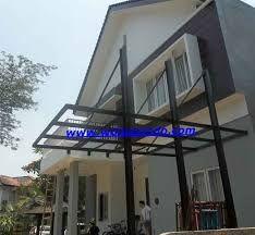 kanopi baja ringan model gantung hasil gambar untuk minimalis rumah