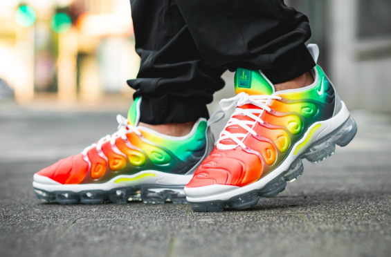 Taste The Nike Air VaporMax Plus Rainbow This Week The Nike Air VaporMax  Plus is covered e59b3a18a