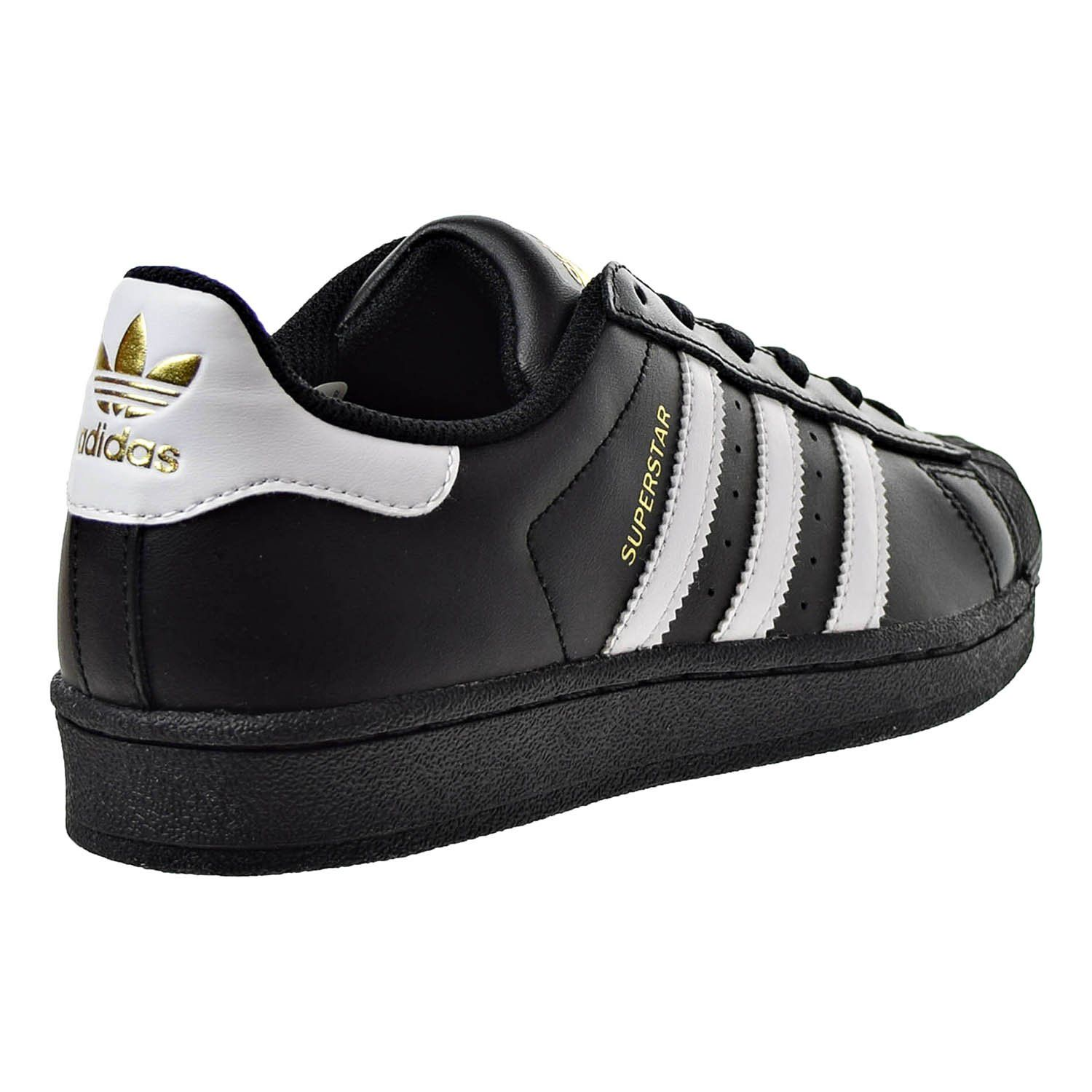 adidas Originals Womens Superstar W Black/White/Metallic
