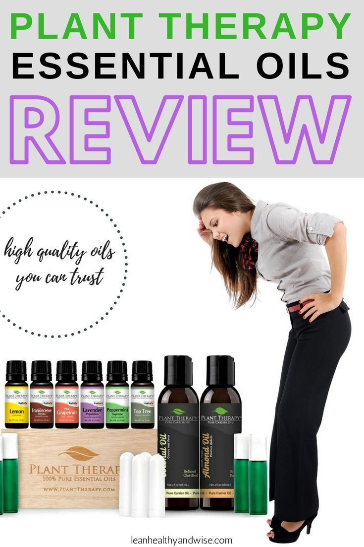 Plant Therapy Essential Oils Review Are They the Real