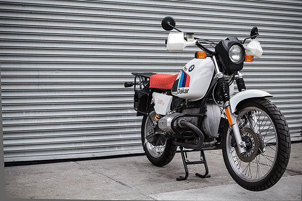 1985 Bmw R80gs Paris Dakar Www Motoborgotaro Com Bmw Vintage