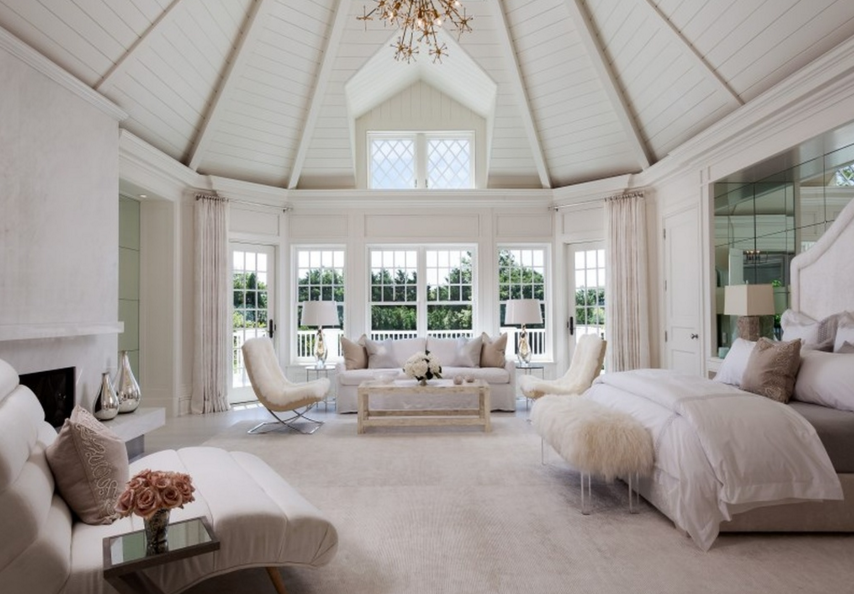 Master Bedroom Beautiful Bedrooms Mansion Bedroom