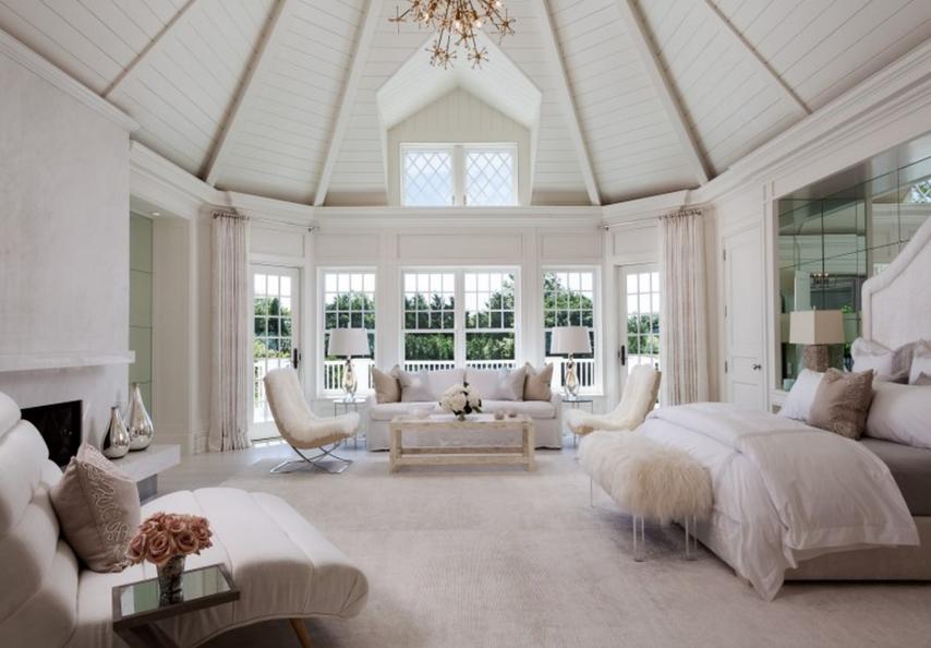 Bedroom, Mansion Bedroom, House