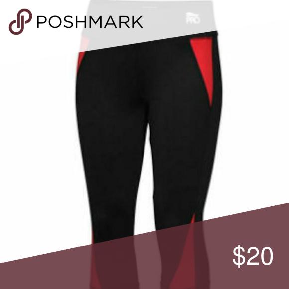 Crivit pro capri workout pants Brand new Crivit pro ramen functions Capri  workout pants. Size large Top cool waist crivit pro Pants Capris 06e92b8a710