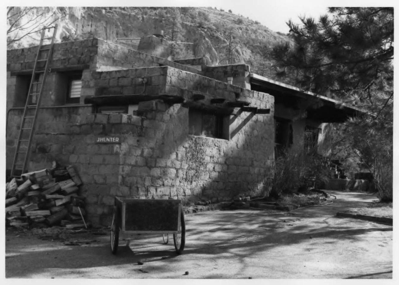 New mexico los alamos county los alamos - Bandelier Ccc Historic District In Los Alamos County New Mexico