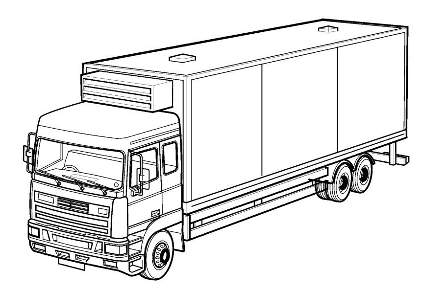 Transportation Coloring Page u2013 Truck Wallpaper Edu0027s blanket - best of free coloring pages big trucks