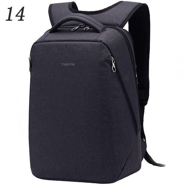 2017 Tigernu Brand Cool Urban Backpack Men Minimalist Fashion Women Backpack  14