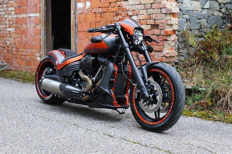 Harley Davidson Softail Standard Harleydavidsonsoftail Carros Y