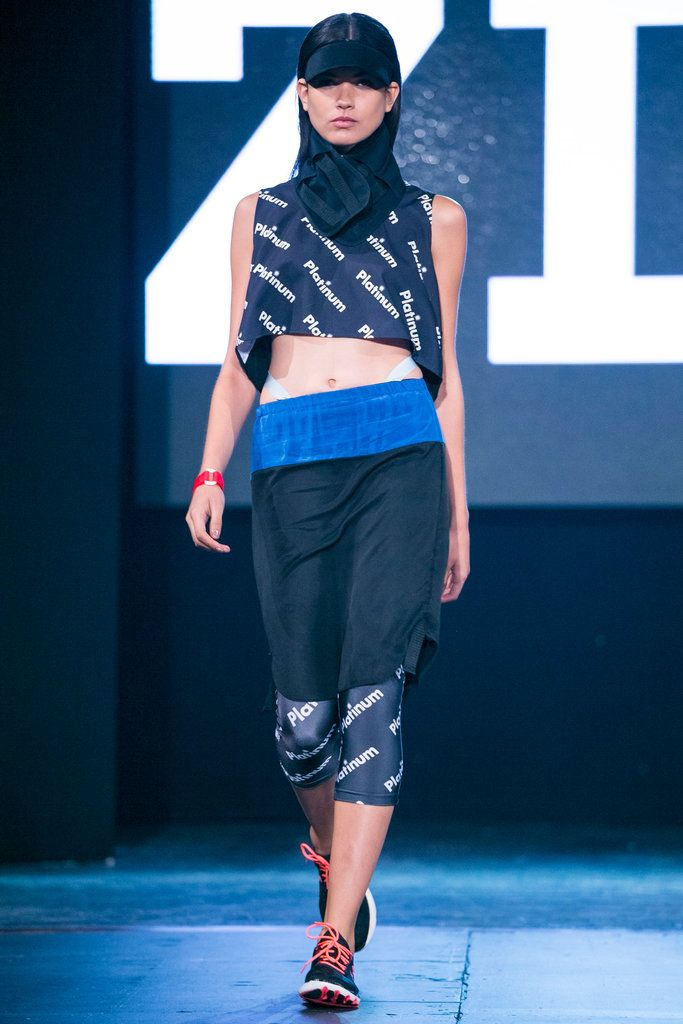 A look from the VFiles Spring 2015 RTW collection.