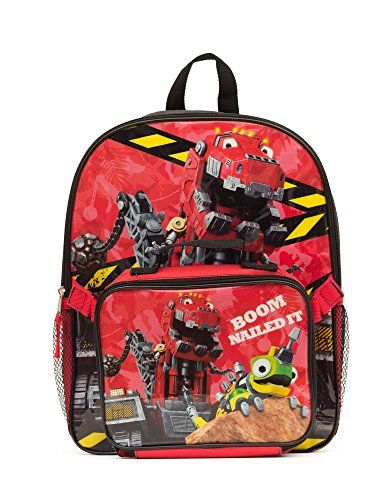 93d4b9bf34c DinoTrux Backpack with Lunch Kit -- You can get additional details at the  image link.